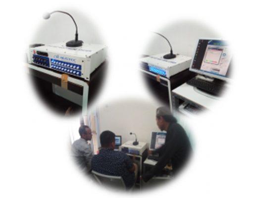 Pemasangan Audio Paging Sistem Di Standart World Academy Bogor