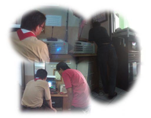 Pemasangan Audio Paging Sistem Sekolah SMP Negeri Di Jakarta