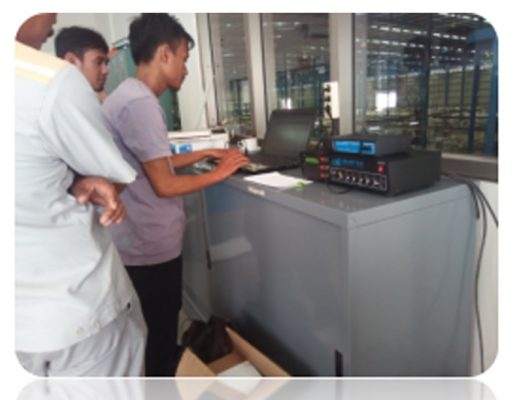 Pemasangan Bell Otomatis Di Perkantoran - Pabrik Di Cikarang